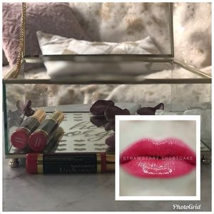 Lipsense Strawberry Shortcake Liquid Lip Color